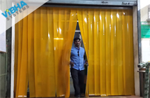 Insect Control PVC Strip Curtains